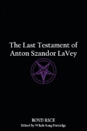 The Last Testament of Anton LaVey cover